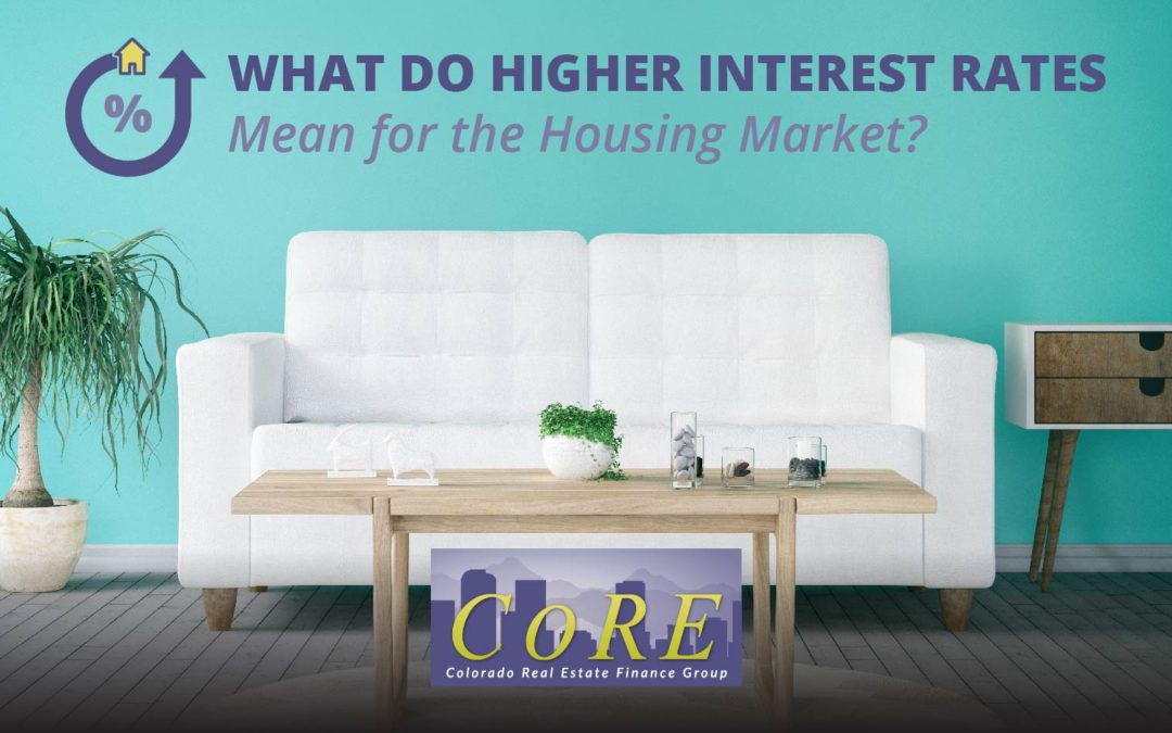 What Do Higher Interest Rates Mean for the Housing Market?