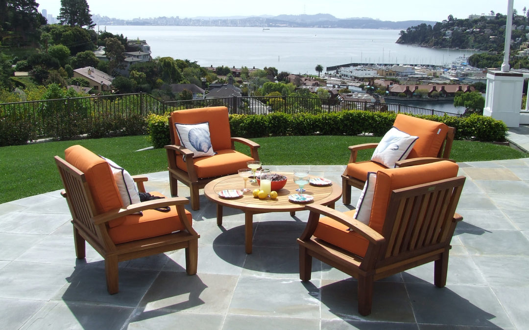 Prepare Outdoor Furniture for Winter